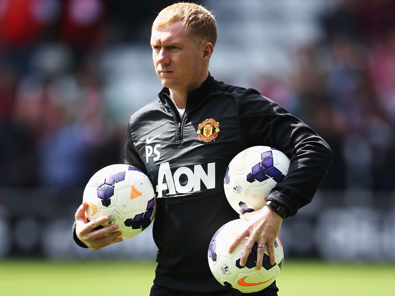 Paul Scholes: Backing United to finish in the top four
