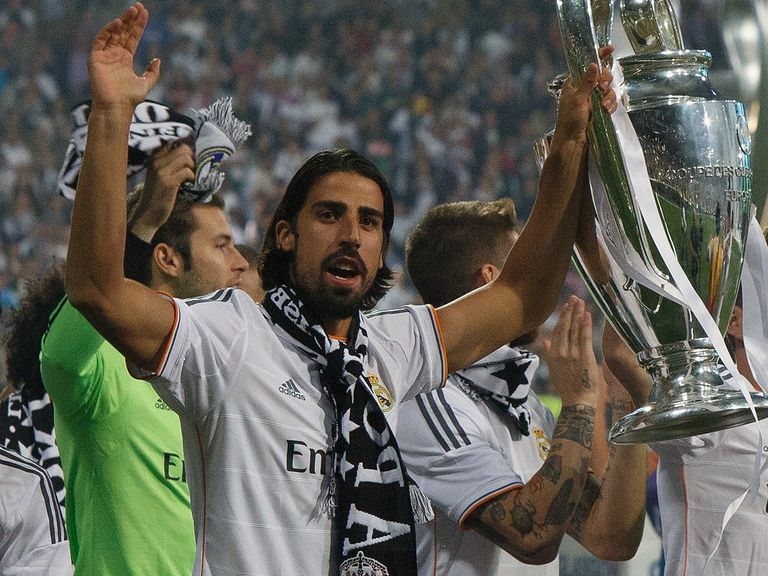 Sami Khedira: Linked with Chelsea and Arsenal