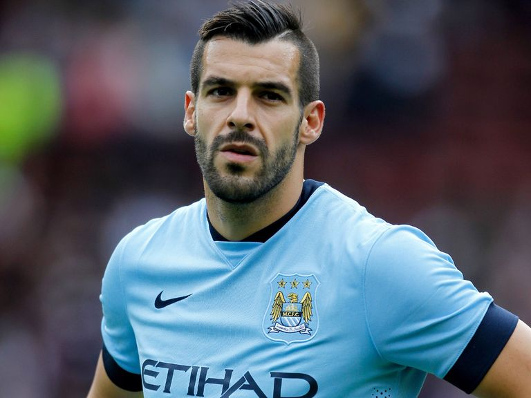 Negredo: Currently sidelined with injury