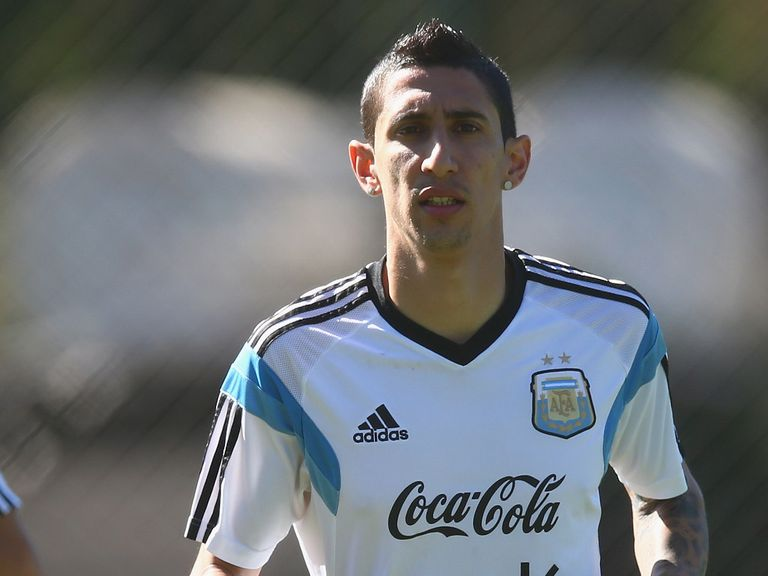 Angel Di Maria: Subject of plenty of interest once again