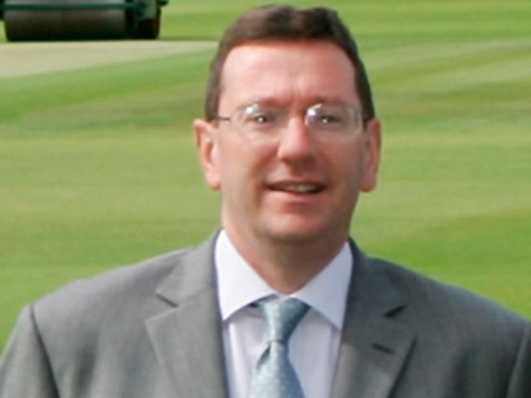 Brian Havill: New role with the ECB