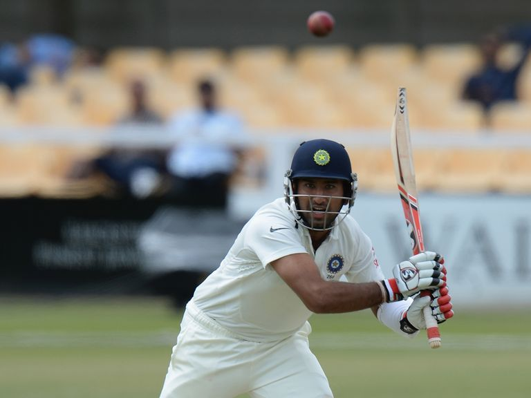 Che Pujara: Can star with the bat for India
