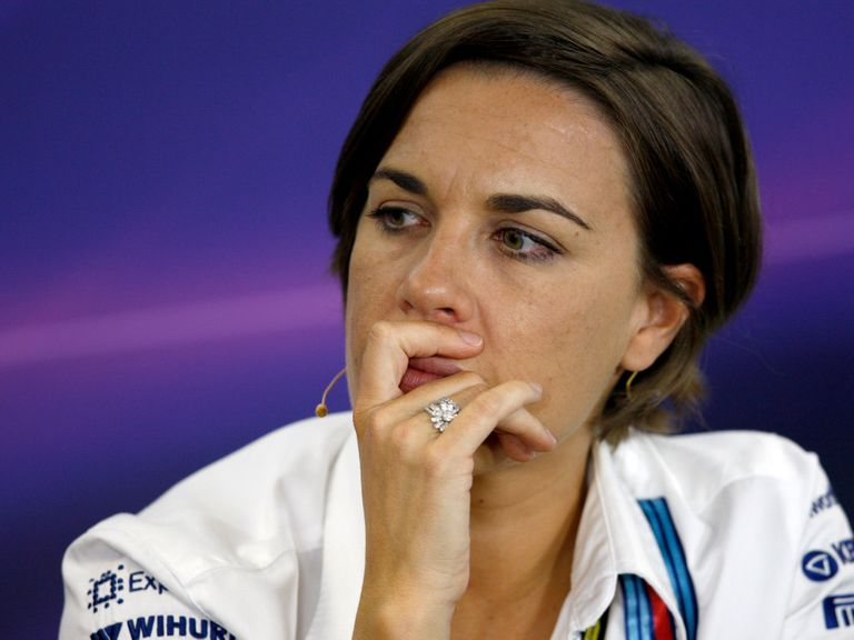 Claire Williams: Optimistic ahead of Spa and Monza