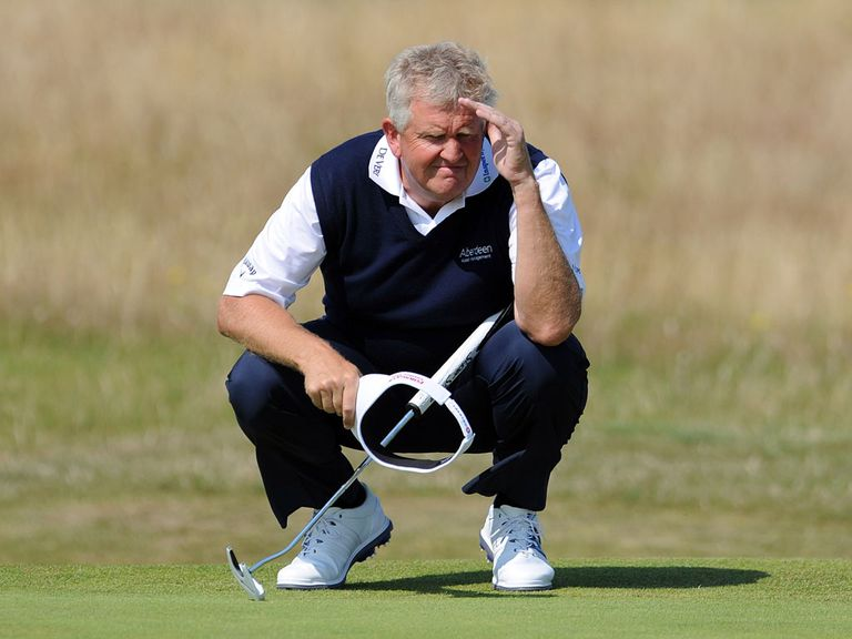 Colin Montgomerie: Has been in fine form on the seniors tour