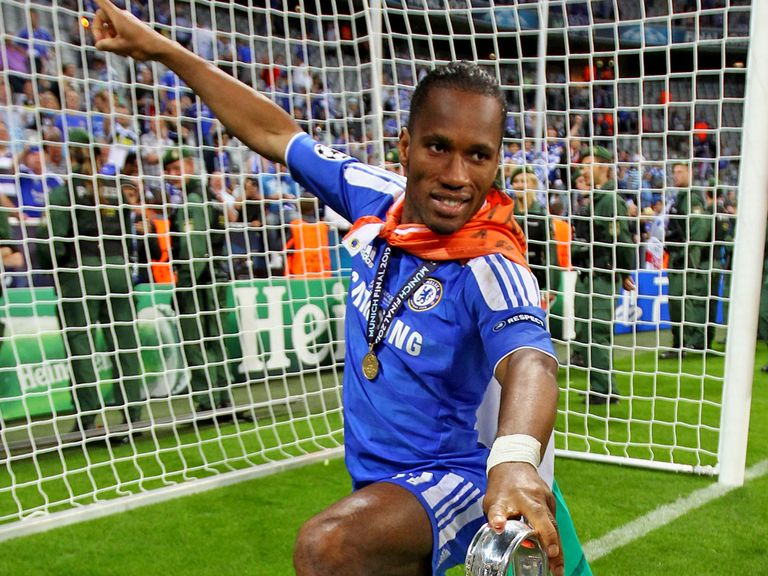 Our team think Didier Drogba will enjoy success again with Chelsea