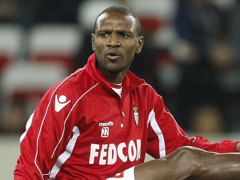 Eric Abidal: Staying at Monaco