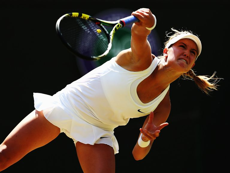 Genie Bouchard: Can see off Halep and reach the final