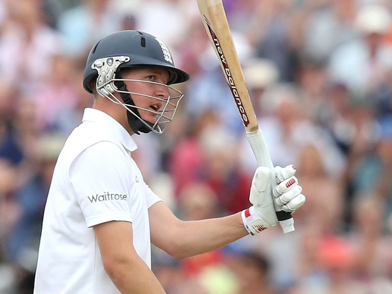 Ballance: 'I hope there will be more pace and carry'