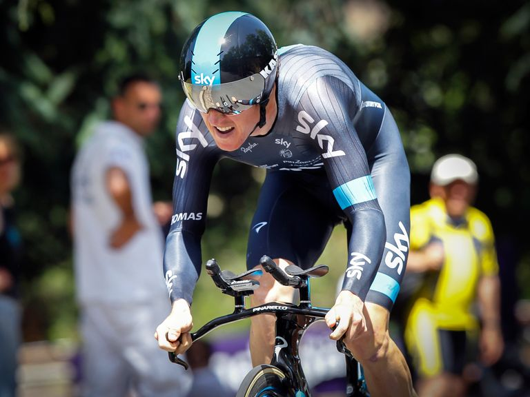 Geraint Thomas: Has signed a new deal with Team Sky