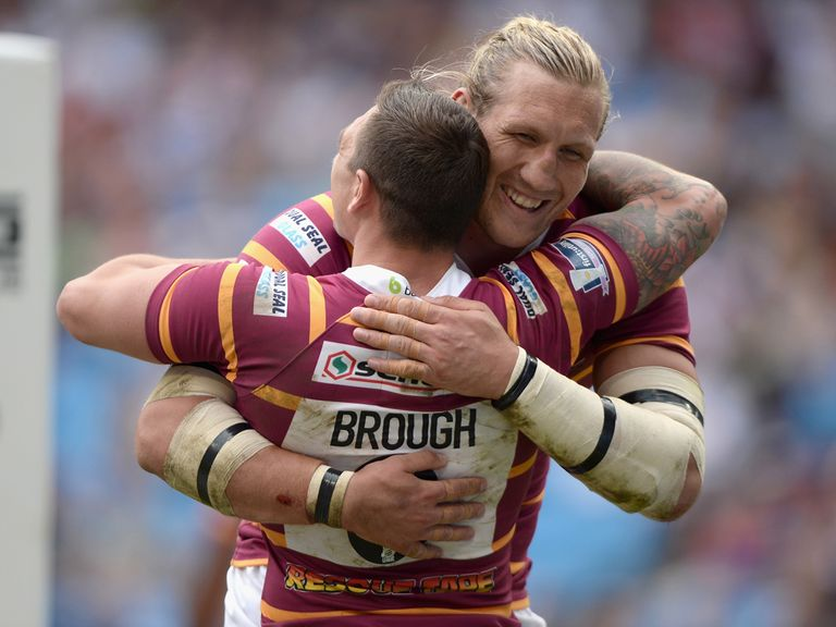 Huddersfield should brush Bradford aside