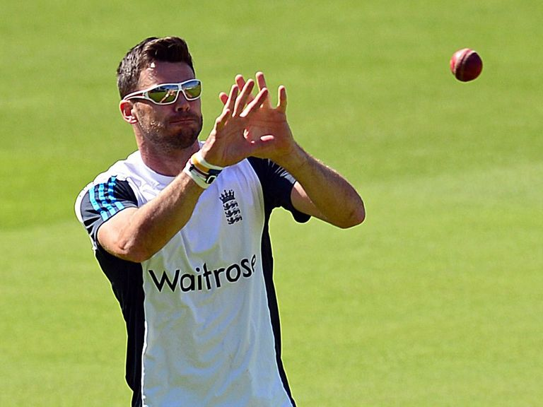 James Anderson: Hearing will be on Tuesday