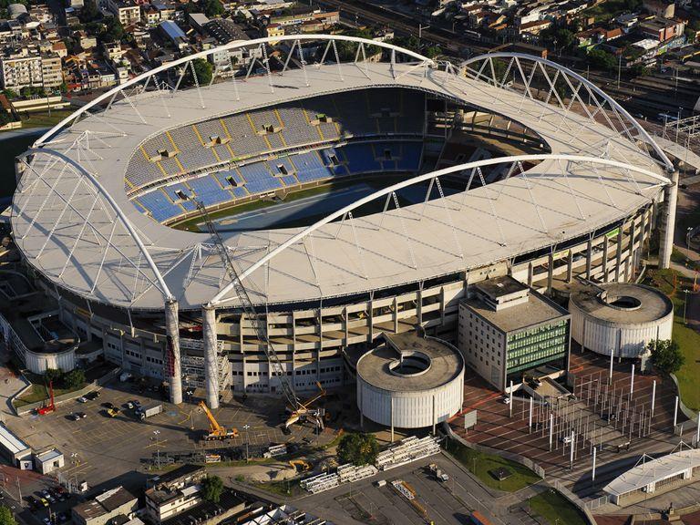 Joao Havelange stadium: Improvements are taking place