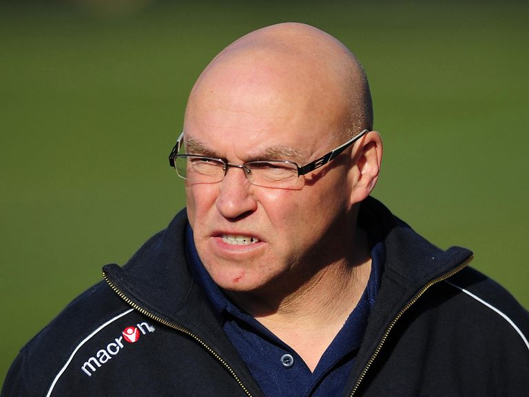 John Kear: New Wales head coach