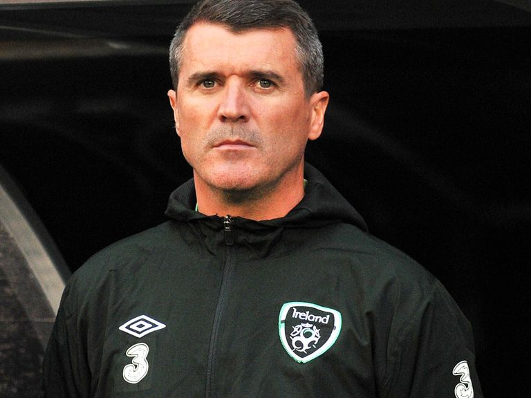Roy Keane: Aston Villa No 2
