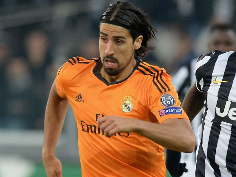 Sami Khedira: Summer of speculation continues