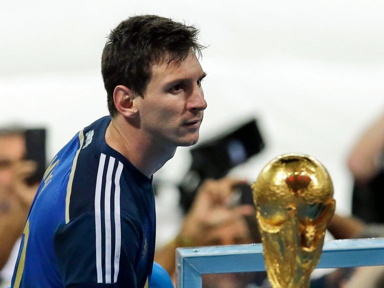 It was a case of what might have been for Messi, Argentina and Cheeky