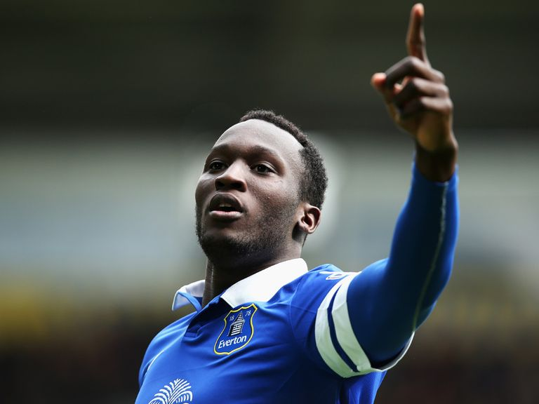 Lukaku: Could be on his way to Goodison Park permanently