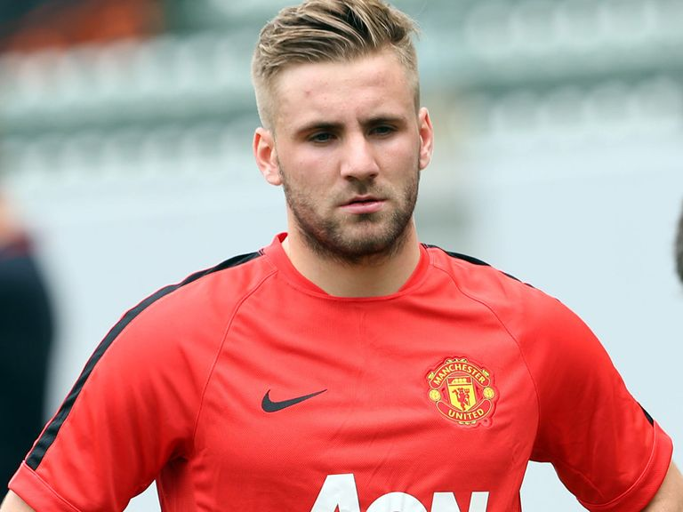 Luke Shaw: Not worried about what has gone before