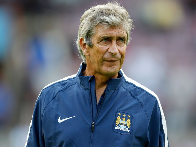Manuel Pellegrini: Bracing himself for tough defence