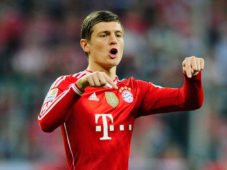 Toni Kroos: Waiting until after the World Cup before deciding on his future