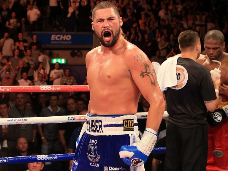 Tony Bellew: Has revealed why he hates Nathan Cleverly
