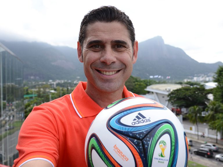 Fernando Hierro: Returning to Real Madrid