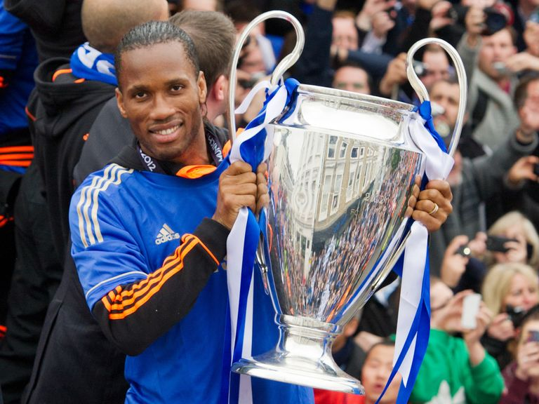 Chelsea striker Didier Drogba: Could he be celebrating again this season?