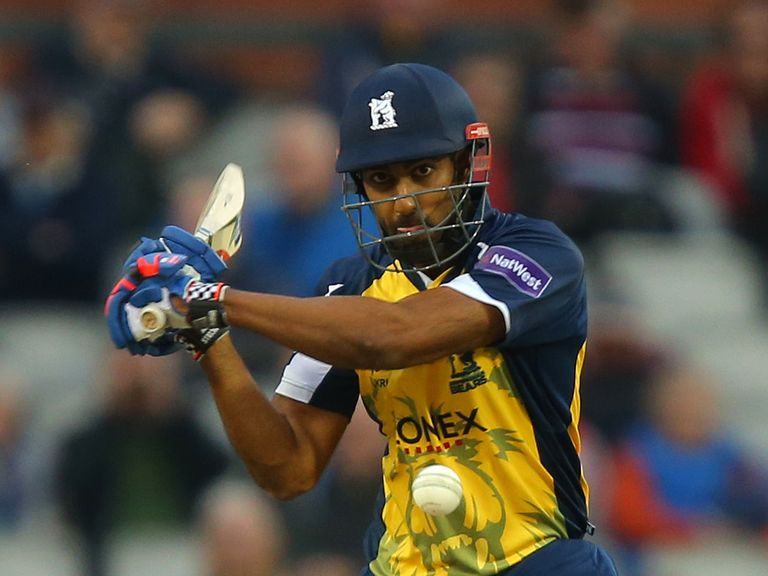 Varun Chopra: Starred for Birmingham