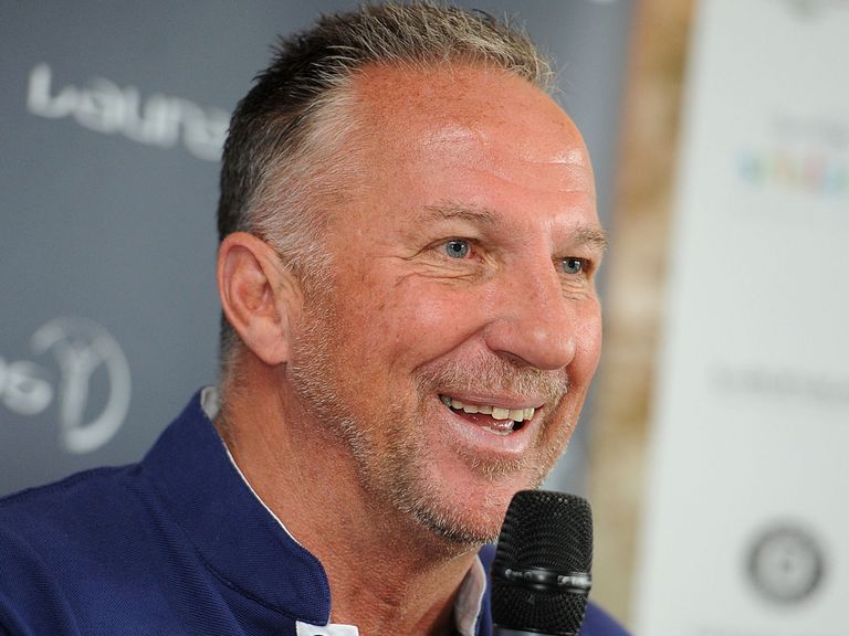 Sir Ian Botham: Nailed three winners in the last Test