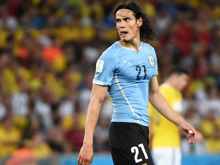 Edinson Cavani: Could be set for Premier League move