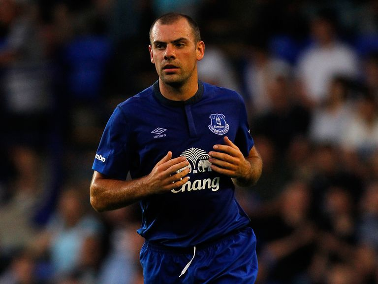 Darron Gibson: Back in action against Tranmere