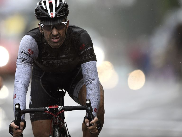 Fabian Cancellara has withdrawn from the Tour de France