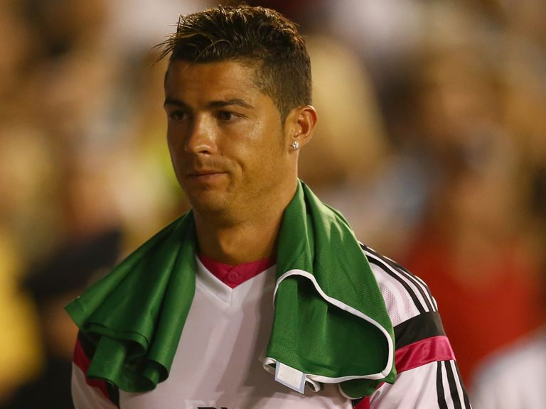 Ronaldo: Not been risked in pre-season so far