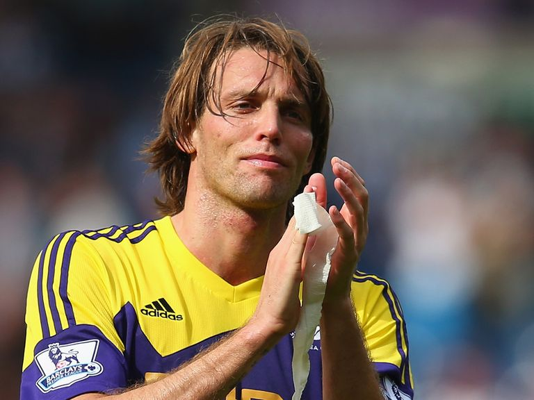 Michu: Set to join Napoli via a loan deal