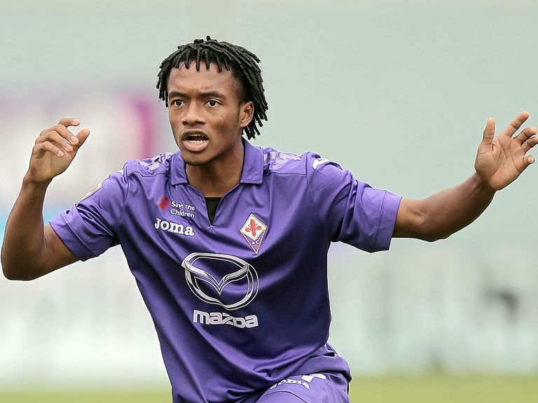 Juan Cuadrado: Fiorentina won't let winger leave cheaply
