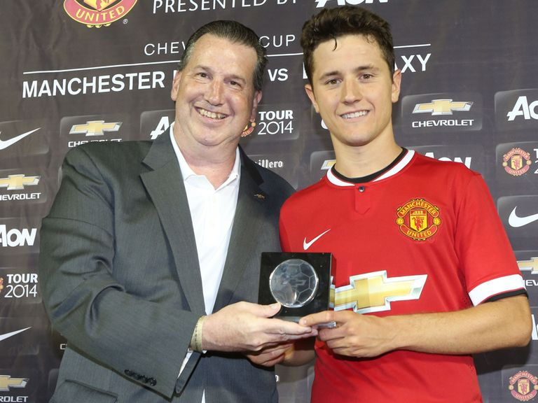 Ander Herrera: Plenty still to work on