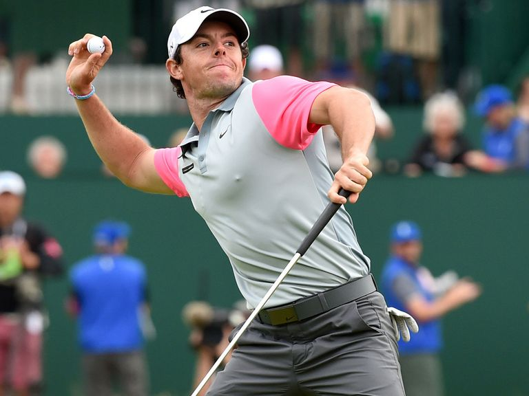 Rory McIlroy: Tipped for greatness