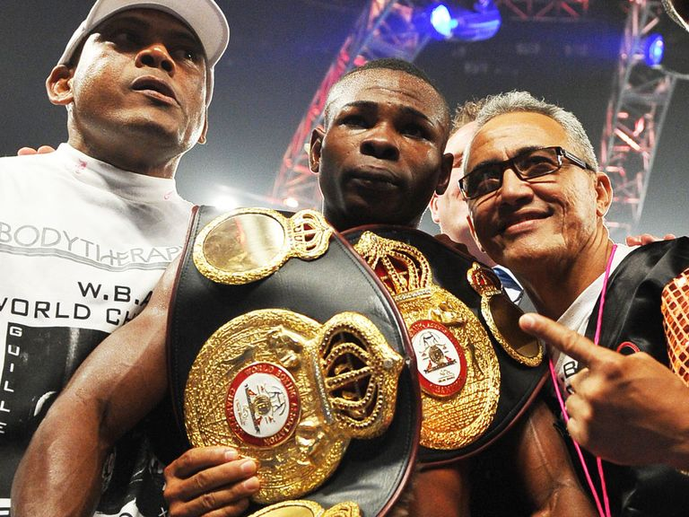 Guillermo Rigondeaux: Powered to a first-round win
