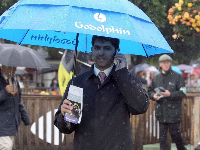 Saeed bin Suroor has an exceptional record at Kempton