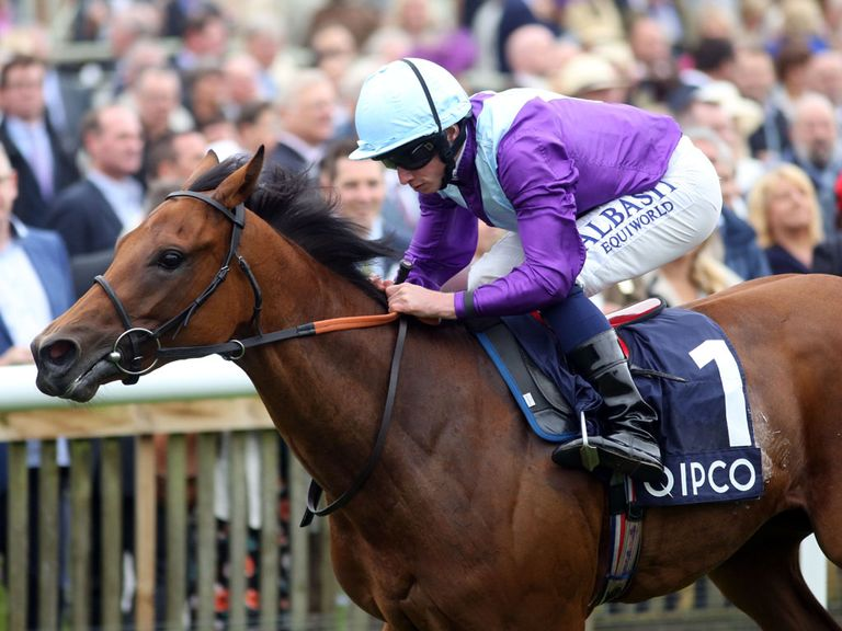 Ryan Moore: Can win aboard Light Of Asia at Brighton