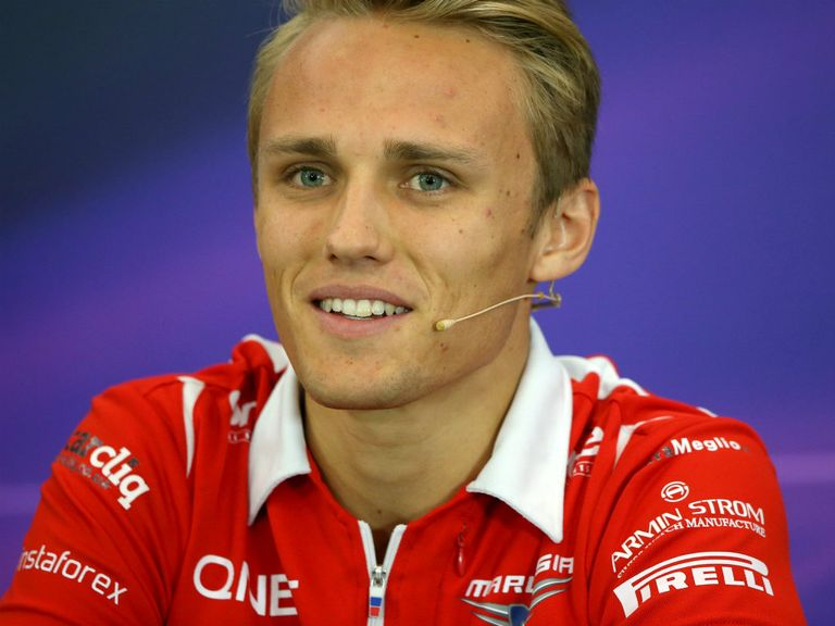Max Chilton: Won't race at Spa this weekend