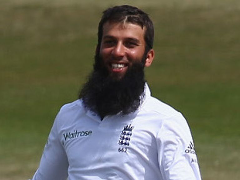 Moeen Ali: Impressed Moores with his level-headed approach