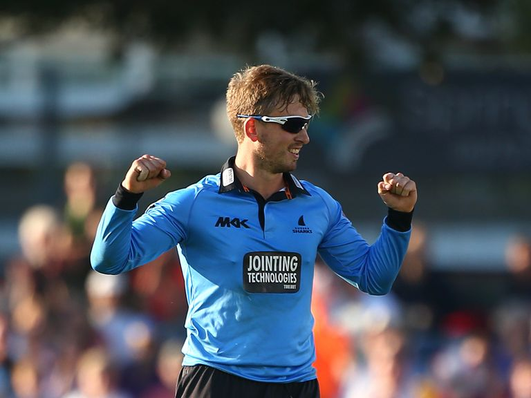 Will Beer: Helped Sussex to victory