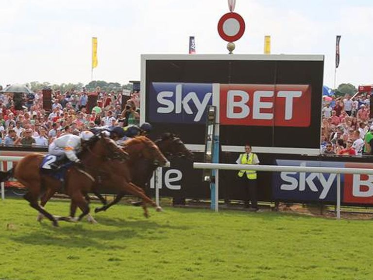 York's Ebor Festival begins this afternoon