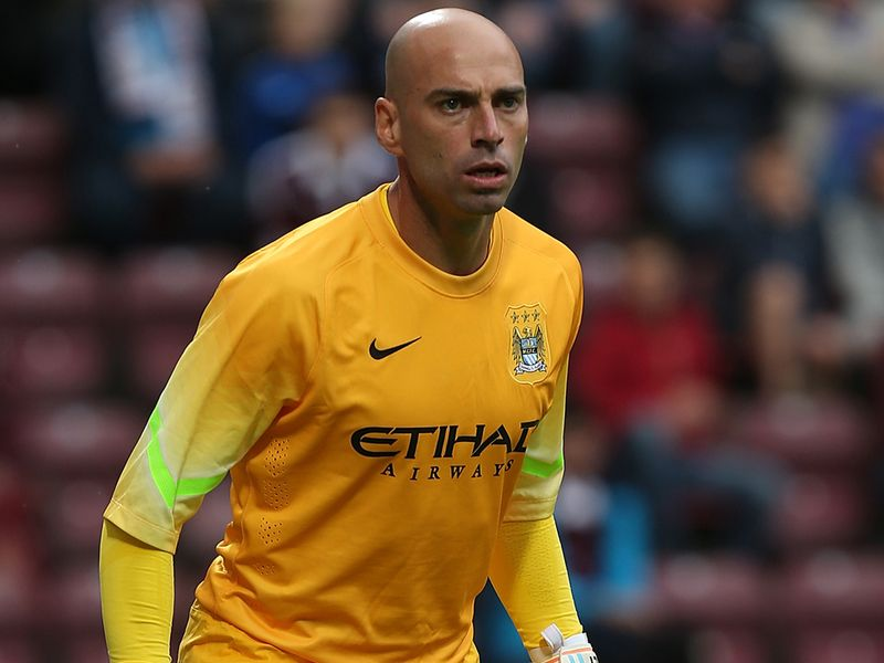 willy caballero argentina player profile sky sports
