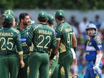 2nd ODI: SL v Pak