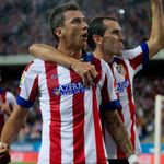 Mario Mandzukic: Expected to get among the goals for Atletico