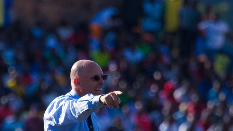 Stephen Constantine: Has orchestrated Rwanda's superb run of form