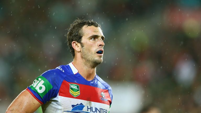 Josh Mantellato: Seeking new opportunities after being overtaken in the Newcastle Knights pecking order