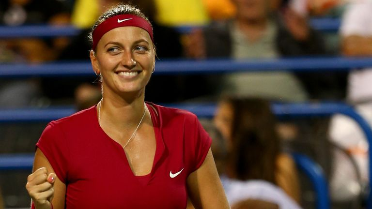 Petra Kvitova: Impressive US Open warm-up